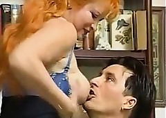 hot girl rides cock